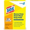 S.O.S. Steel Wool Soap Pads