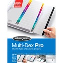 Wilson Jones MultiDex Pro Dividers