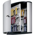 Durable 36 Key Brushed Aluminum Cabinet