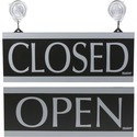 U.S. Stamp & Sign Century Series Open /Closed Sign