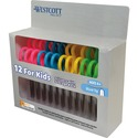 Westcott Kids Soft Handle Scissor Pack