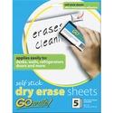 Pacon GoWrite! Adhesive Dry Erase Sheet