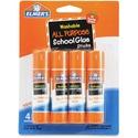 Elmer's Washable All Purpose School Glue Sticks