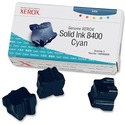 Xerox Cyan Solid Ink Stick