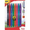 Pentel EnerGel-X Retractable Liquid Gel Pen