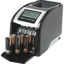 Royal Sovereign 4 Row Coin Sorter with Attachable Printer Option