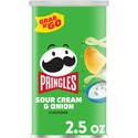 Pringles Onion Grab/Go Potato Crisps