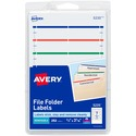 Avery Removable Laser/Inkjet Filing Labels