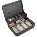 FireKing Stop Hinge Design Locking Cash Box