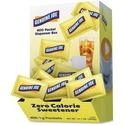 Genuine Joe Sucralose Zero Calorie Sweetener Packets