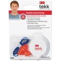 Tekk Protection Corded Reusable Earplugs