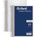 TOPS 5 Subject Wirebound Notebook