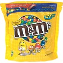 M&M's Peanut Candy w/Zipper