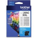 Brother Innobella LC205C Ink Cartridge - Cyan