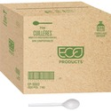 "Eco-Products 7"" Plant Starch Cutlery"