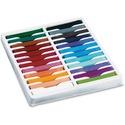 ChenilleKraft 24-color Square Artist Pastels Set