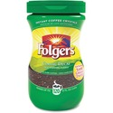 Folgers Classic Decaf Instant Coffee Crystals Instant