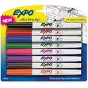 Expo Ultra Fine Tip 8-pk Dry Erase Markers