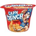 Quaker Oats Cap'N Crunch Corn/Oat Cereal Bowl