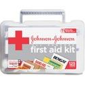 Johnson&Johnson All Purpose 125-item First Aid Kit