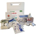 "50-person First Aid Kit - 10 1/2"" Length x 11"" Width x 3"" Height"