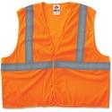 Ergodyne® GloWear® 8205HL Type R Class 2 Super Econo Mesh Vest - 2XL/3XL