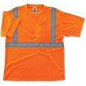 Ergodyne® GloWear® 8289 Type R Class 2 T-Shirt - Large