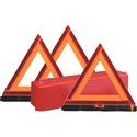 Sate-Lite Emergency Warning Triangles