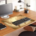 ES Robbins World Map Printed Designer Desk Pad