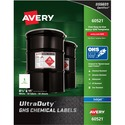 Avery GHS Chemical Container Labels