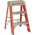Louisville 2' Fiberglass Step Ladder