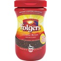 Folgers Classic Roast Instant Coffee Crystals Instant