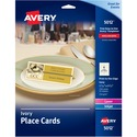 Avery® Textured Place Cards