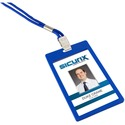 SICURIX Badge Holder - Vertical
