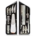Fiskars Heavy-Duty Knife Kit with Hard Shell Case