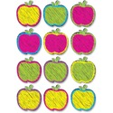 Ashley Scribble Apple Design DryErase Magnet
