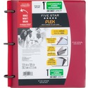 "Five Star FiveStar Flex Hybrid 1"" NoteBinder"