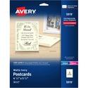Avery® Laser, Inkjet Print Postcard