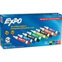 Sanford Expo Low-Odor Dry-erase Fine Tip Markers