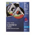 Avery Inkjet Glossy CD/DVD Labels