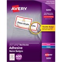 Avery Printer Name Badges