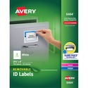 Avery Removable Label