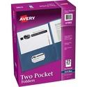 Avery Two Pocket Folder