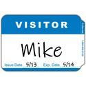 C-Line Visitor Badges