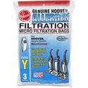 Hoover Type Y Allergen Filtration Bags