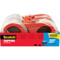 Scotch Greener Heavy-Duty Shipping Packaging Tape on Refillable Dispenser