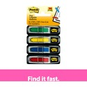 Post-it Arrow Flags 684-ARR3, .47 in x 1.71 in Assorted