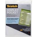 Scotch Display Pocket