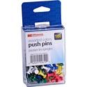 OIC Plastic Precision Push Pins