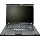 "Lenovo ThinkPad 15.4"" Notebook - Intel Core 2 Duo T9400 2.53 GHz - Black"